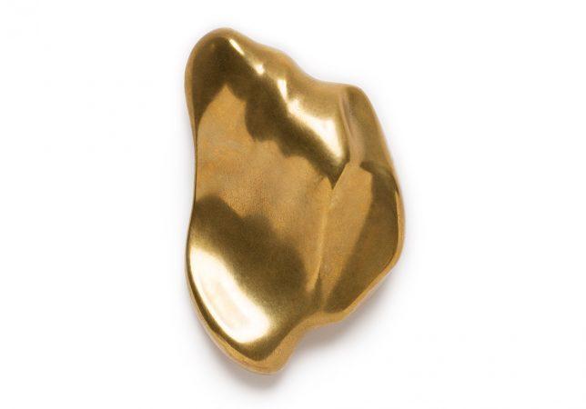 voelvorm vleugel brons